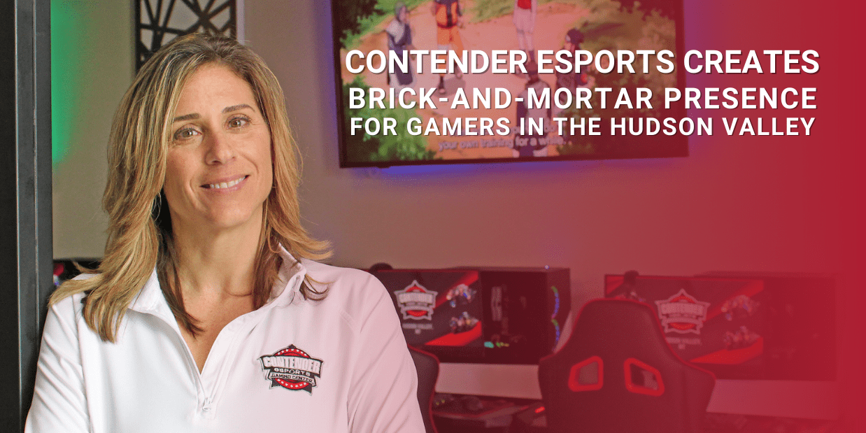 Contender eSports creates brick-and-mortar presence for gamers in the Hudson Valley